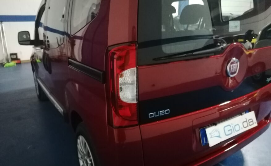 FIAT QUBO 1.4 NATURAL POWER-2009 KM 105377